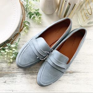 Universal Thread blue loafers